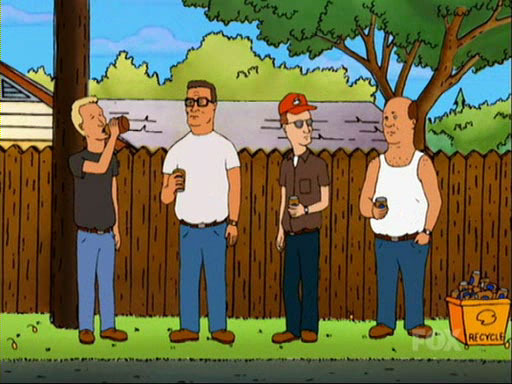 King Of The Hill on Christianity
